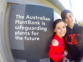 Australian PlantBank : A Living Laboratory to Explore with Kids