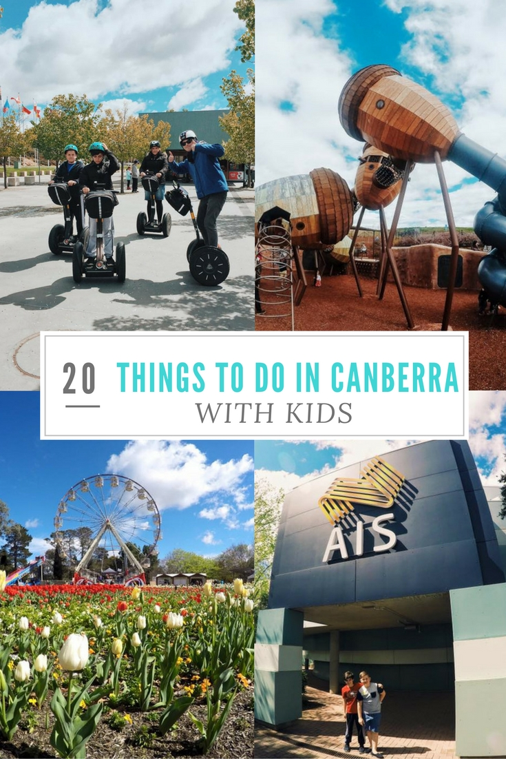 School Holidays Canberra 20 Things To Do In Canberra With Kids The Kid Bucket List