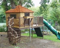 Must See Treehouses for Kids: Childrens Treehouse Designs ...