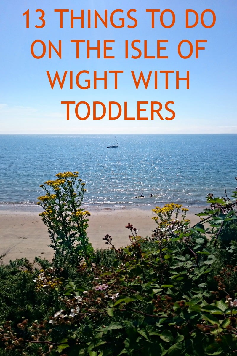 Best Pushchairs Ever 13 Things To Do On The Isle Of Wight With Toddlers