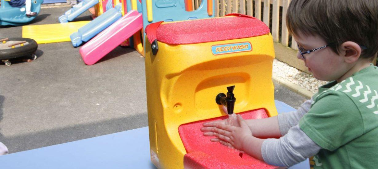 Win-a-Kiddiwash-Xtra-portable-sinks-for-children