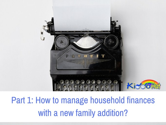 How to manage household finances?