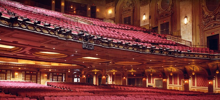 shea s performing arts center seating chart - Denmarimpulsar