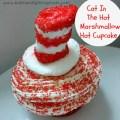 Cat In The Hat Cupcake
