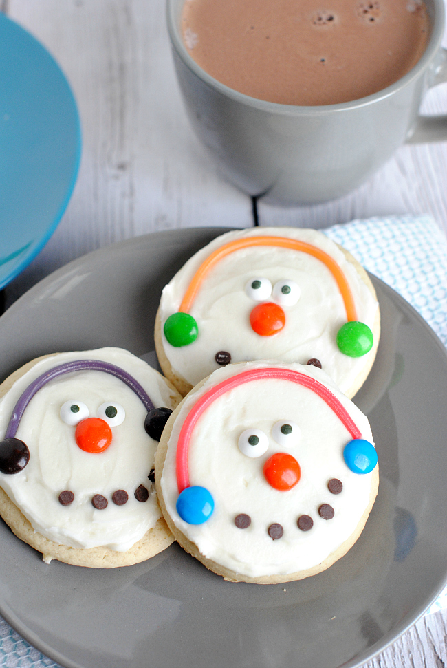 Make Simple Kids Christmas Cookies