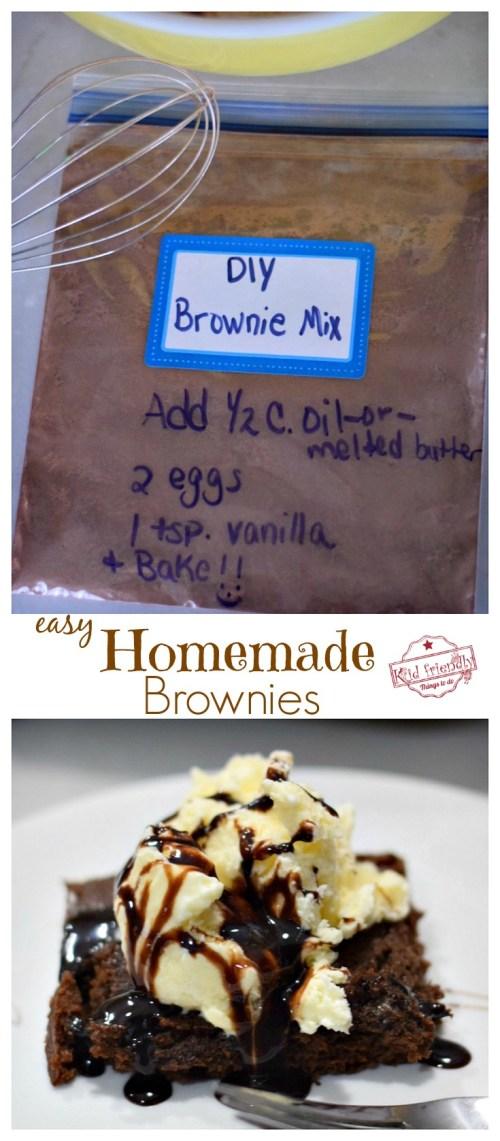 Medium Of Best Brownie Mix