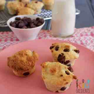 egg free banana choc chip