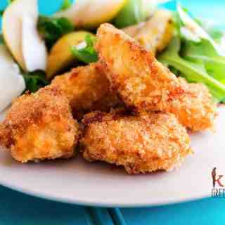 fuss free chicken nuggets