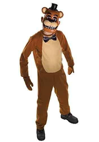 Rubie\u0027s Costume Kids Five Nights at Freddy\u0027s Freddy Costume, Medium