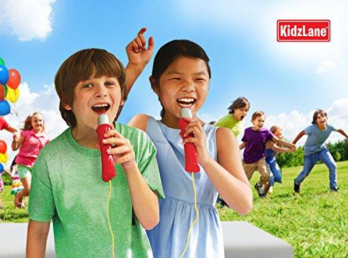 Karaoke Machine For Kids Sing Along Includes 2
