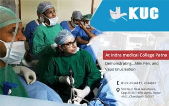 Operating in Indra Medical College