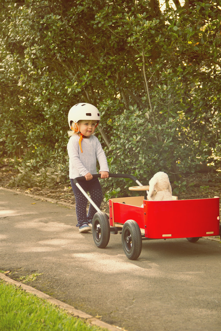 Kreative Kinderbetten Wishbone Wagon - Www.kids-design.de