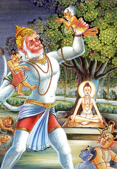 Lord Shiva Hd Wallpapers For Pc Story Time Hanumanji Visits Nilkanth