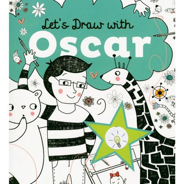let's draw with oscar
