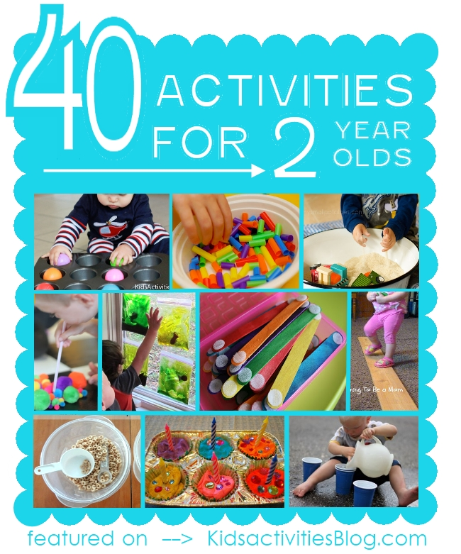 Toddler 4 Years Old Development 40 Activities For 2 Year Olds