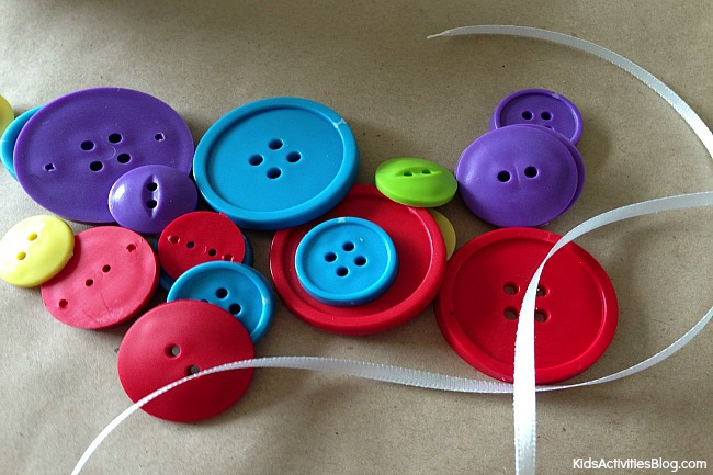 Crafts With Buttons For Kids Inspiration Tierra Este