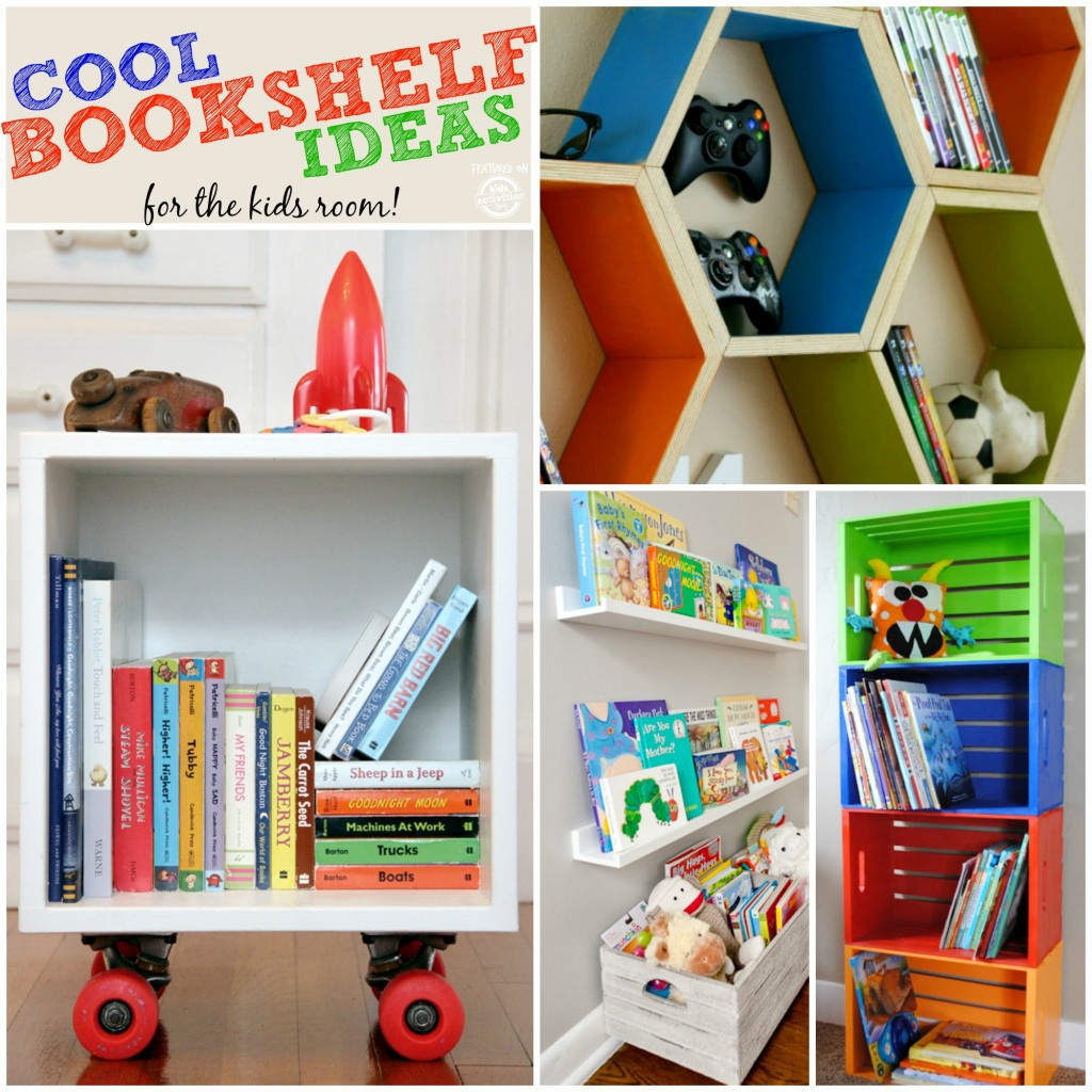 Bookshelf For Kids Room 10 Sure Fire Ways To Get Kids To Love To Read