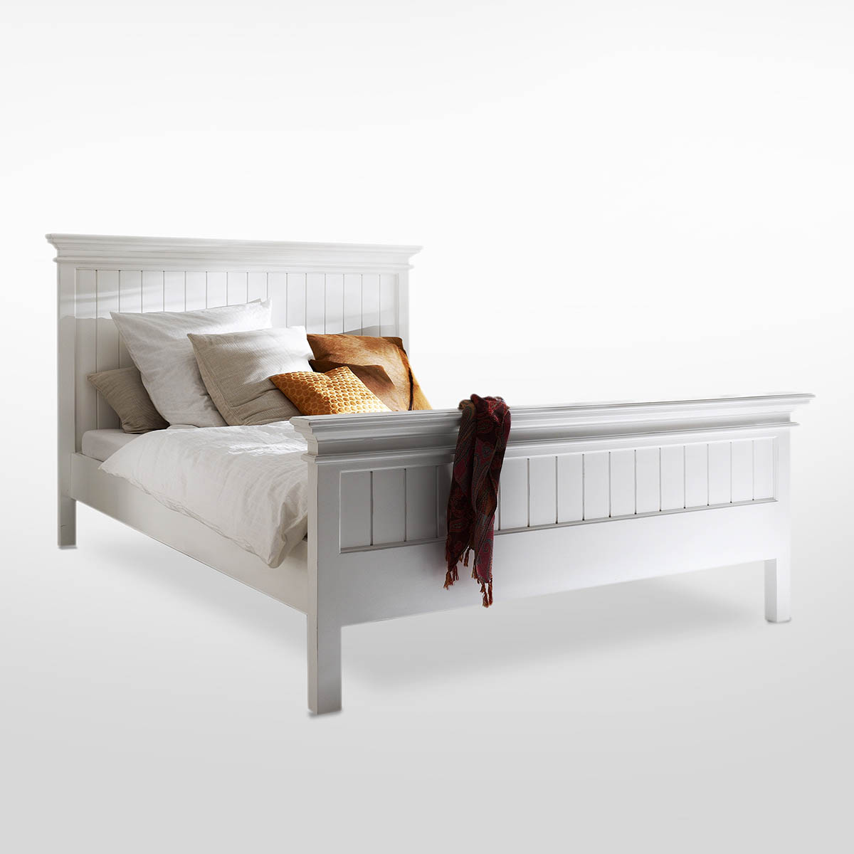 Queen Size Bett Queen Size Landhaus Bett Eu 160x200 Kids And Homestyle
