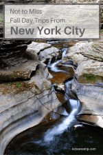 Not to Miss Fall Day Trips from New York City