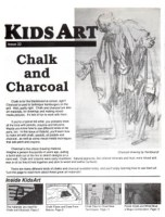 KidsArt Chalk and Charcoal