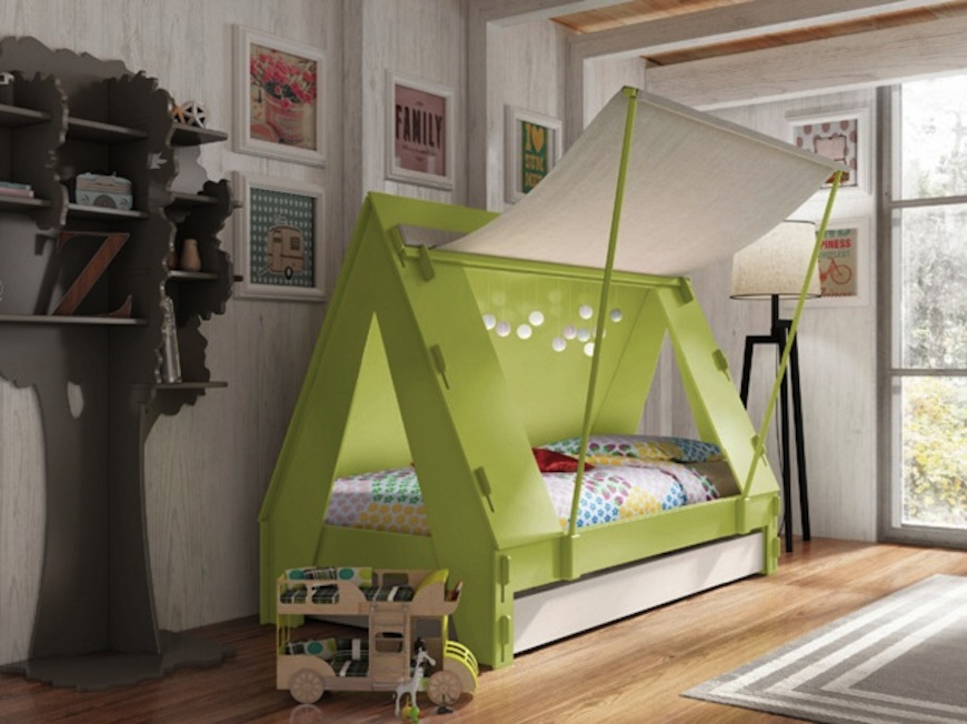 9 Insanely Cool Beds For Childrens Bedrooms Kids