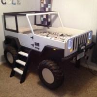 Kids Bedroom Furniture: Car-Shaped Beds  Kids Bedroom Ideas