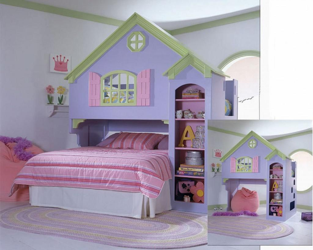 Bed Girl Gift Your Kid A New World Withthe L Shaped Bunk Bed