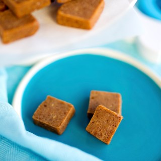 healthy salted caramels