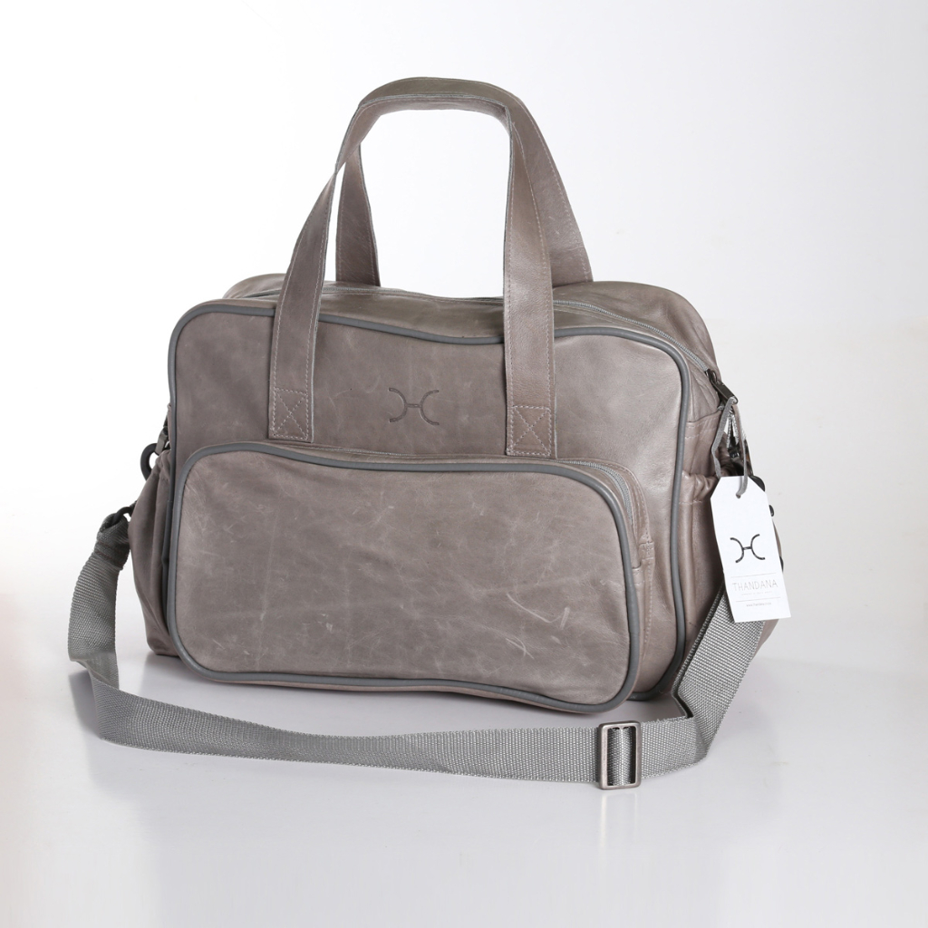Baby Bags Durban Thandana Leather Nappy Bag