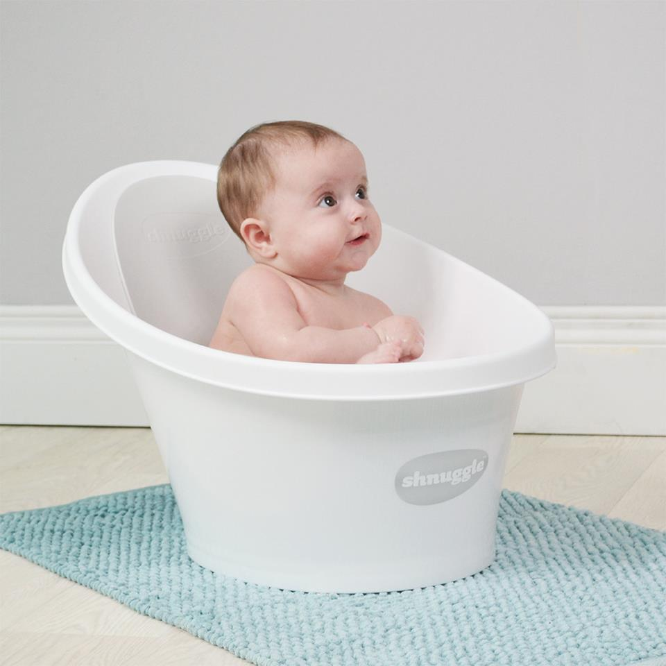 Infant Bath Time Products Shnuggle Bath
