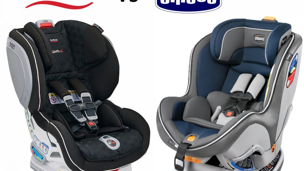 Baby Capsule Convertible Car Seat Britax Vs Chicco Which Car Seat Is Best Kid Sitting Safe
