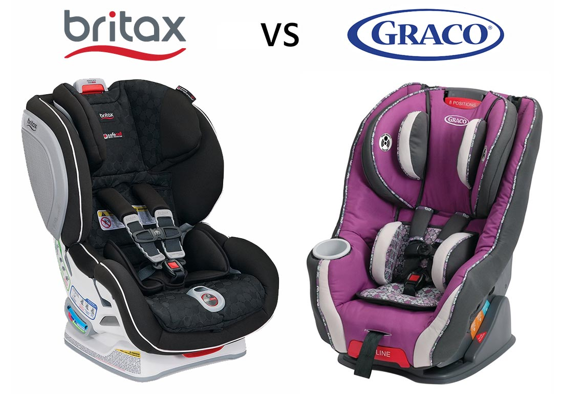 Britax Car Seat With Stroller Britax Vs Graco Which Car Seat Brand To Choose Kid