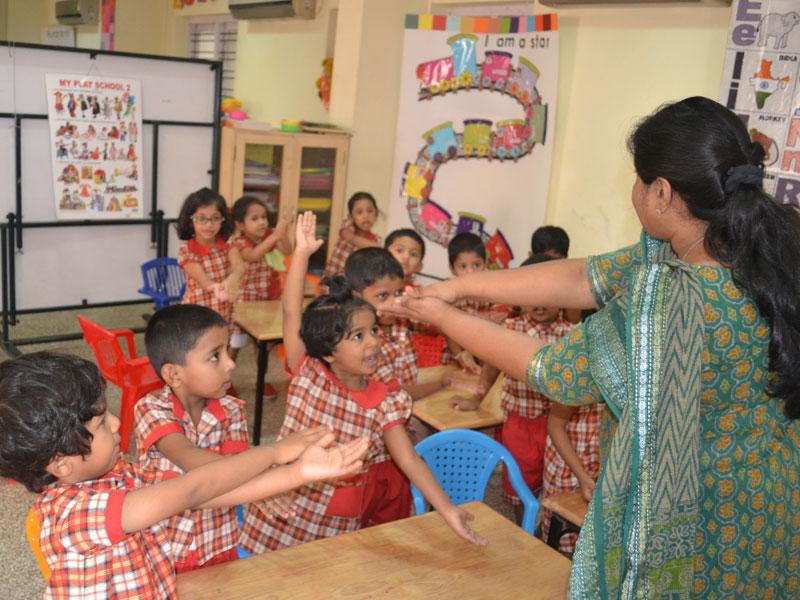 Life at Kids Joy School