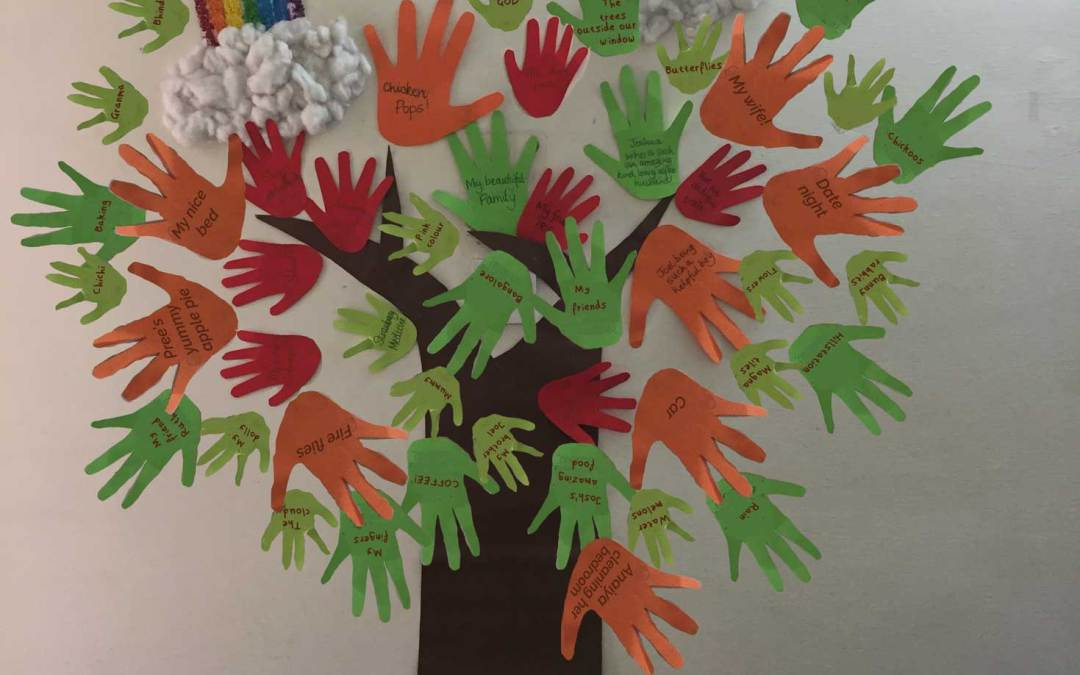 Family Activity – The Thankful Tree