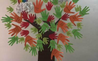 Family Activity – The Thankful Tree