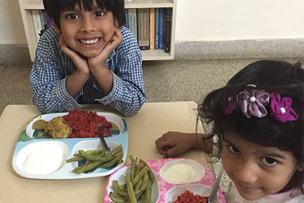 How To Get Your Preschooler to Eat Right