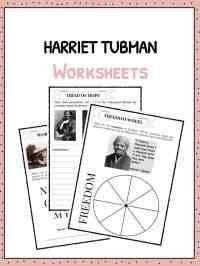 Harriet Tubman Worksheets. Worksheets. Kristawiltbank Free ...