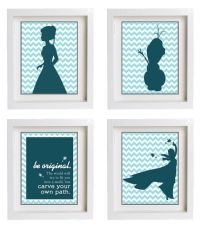 Disney Frozen Room Decor: 11 Cool Finds for Nephews and Nieces