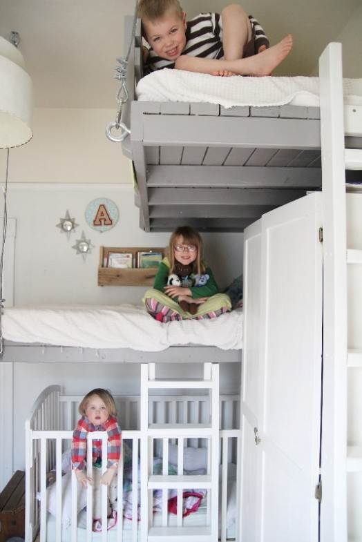 Kids Bedroom Space Saving Ideas 20 Amazing Shared Kids Room Ideas For Kids Of Different