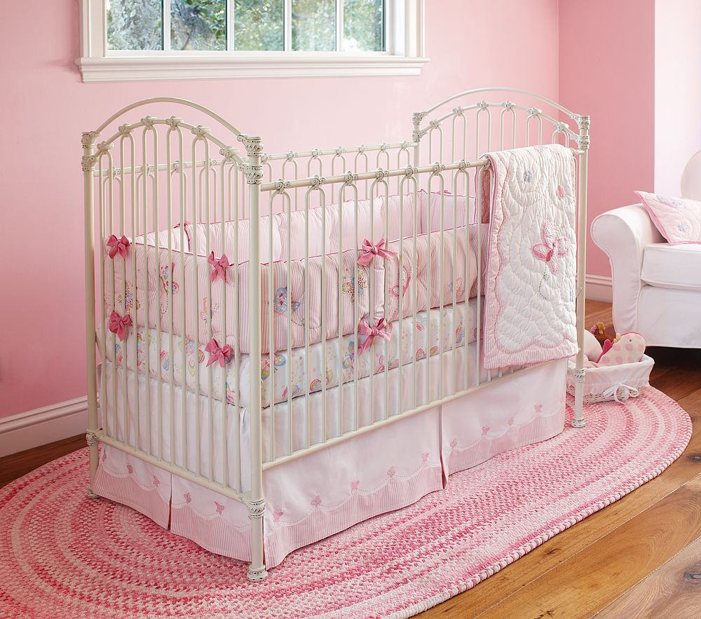 Baby Bettwäsche Mädchen Nice Pink Bedding For Pretty Baby Girl Nursery From
