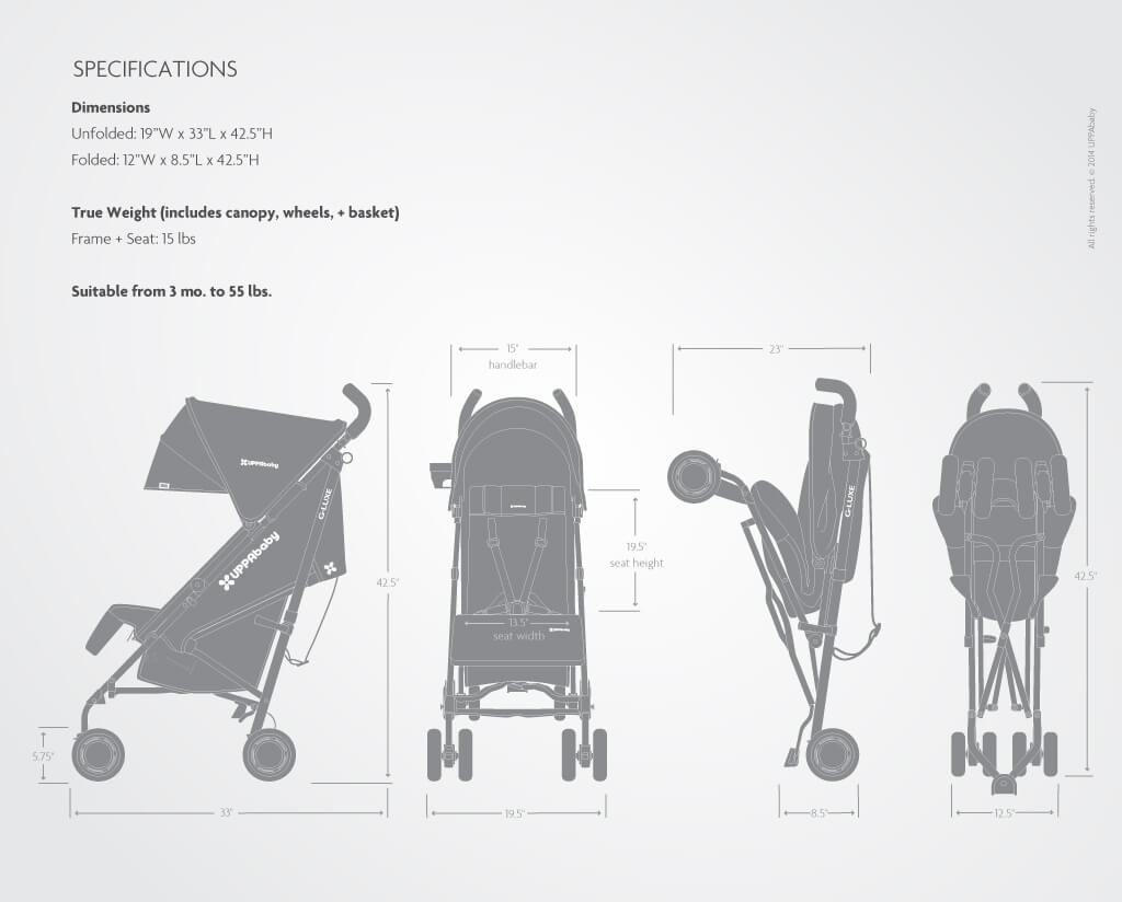 Fullsize Of Uppababy G Luxe