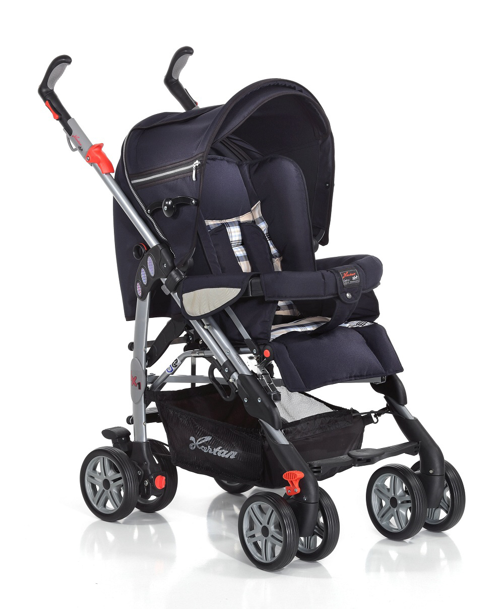 Buggy Test Warentest Hartan Buggy Ix1