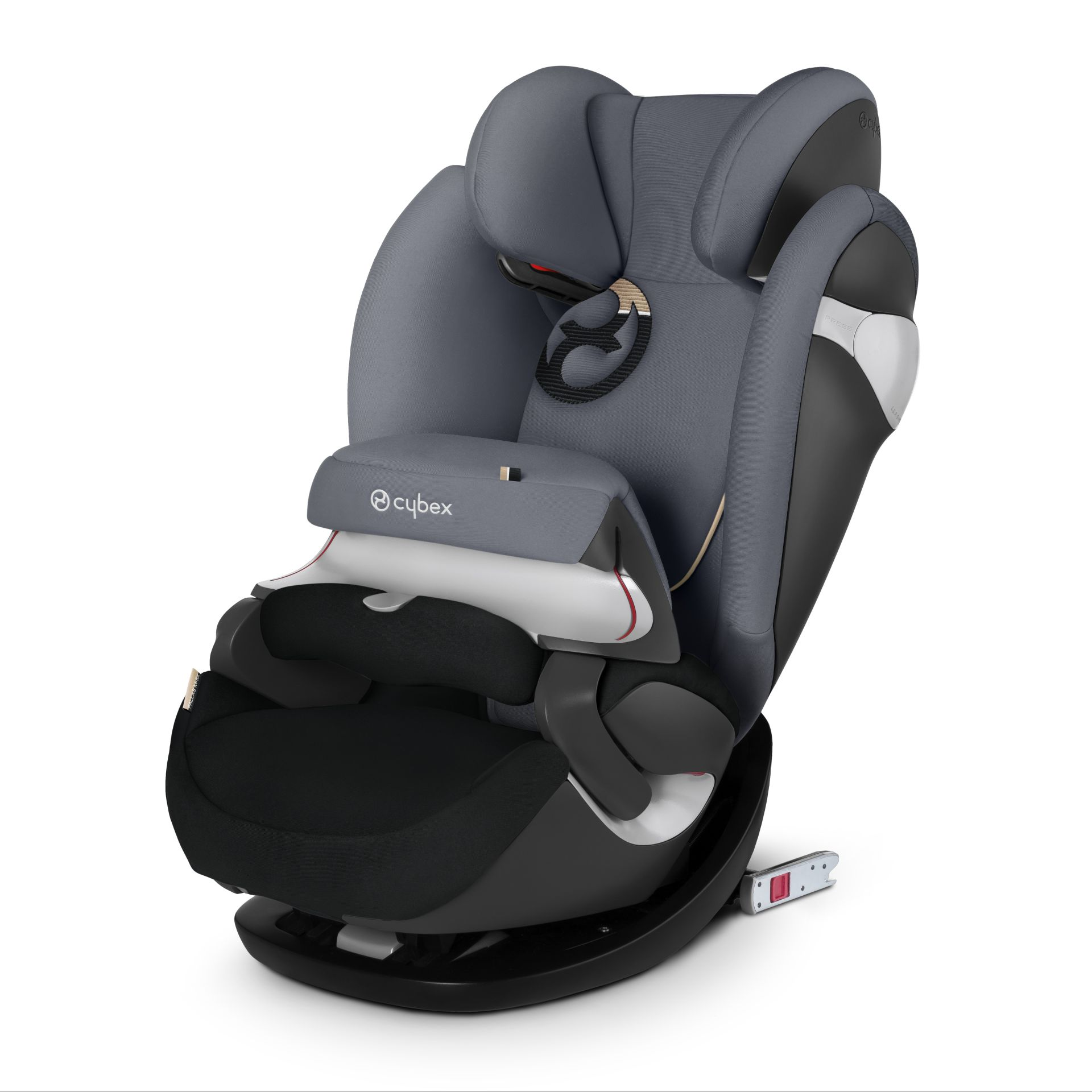 Silla Cybex Pallas M Fix Silla Cybex Pallas M Fix 2017 Graphite Black Dark Grey