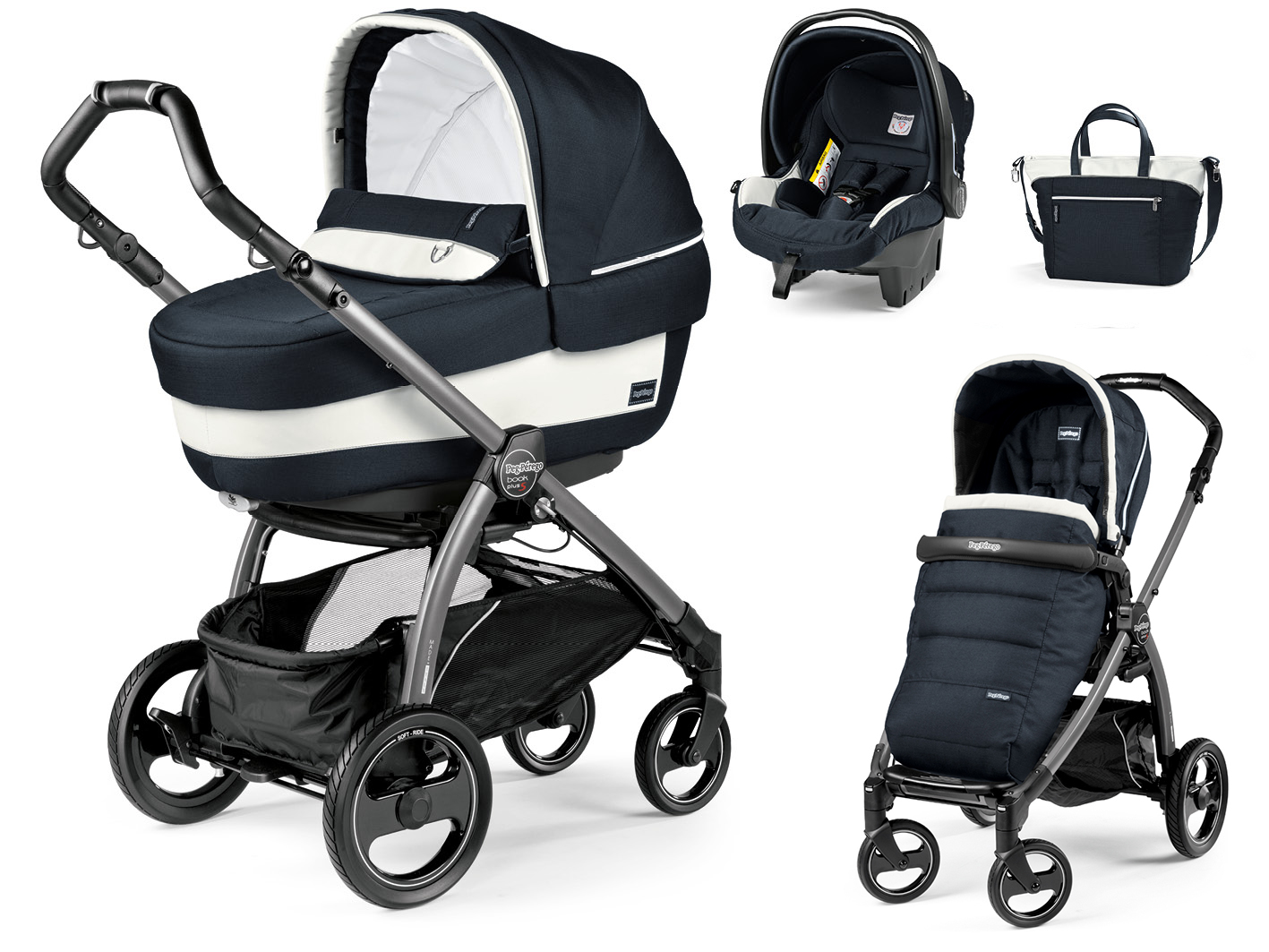 Komfort Buggy Book Von Peg Perego Peg Perego Kinderwagenset Book S Modular Set Elite