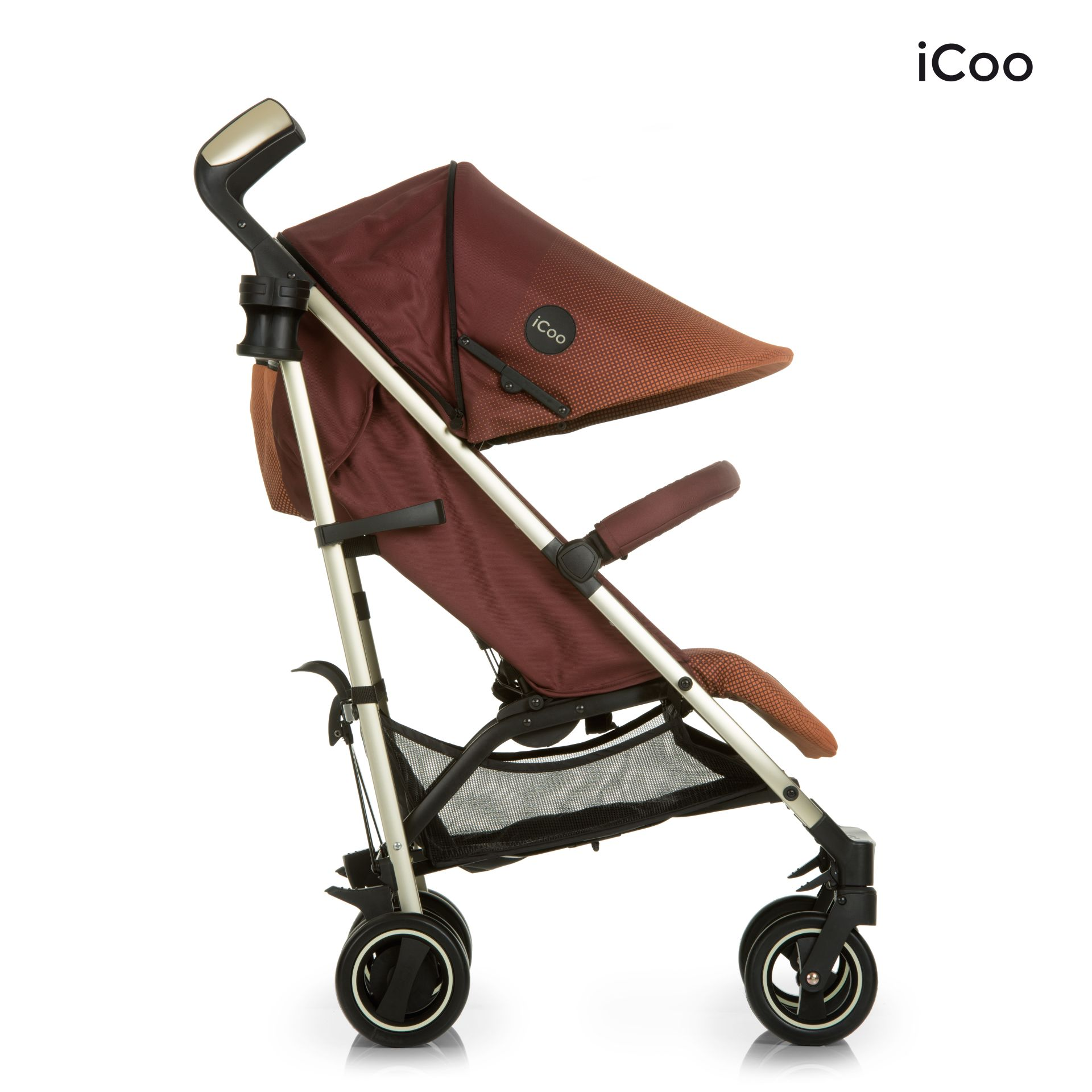Silla De Paseo Icoo Icoo Buggy Pace 2018 Mocca Online Kaufen Bei Kidsroom