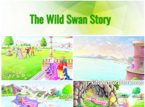 The Wild Swans Story Summary by Hans Christian Andersen