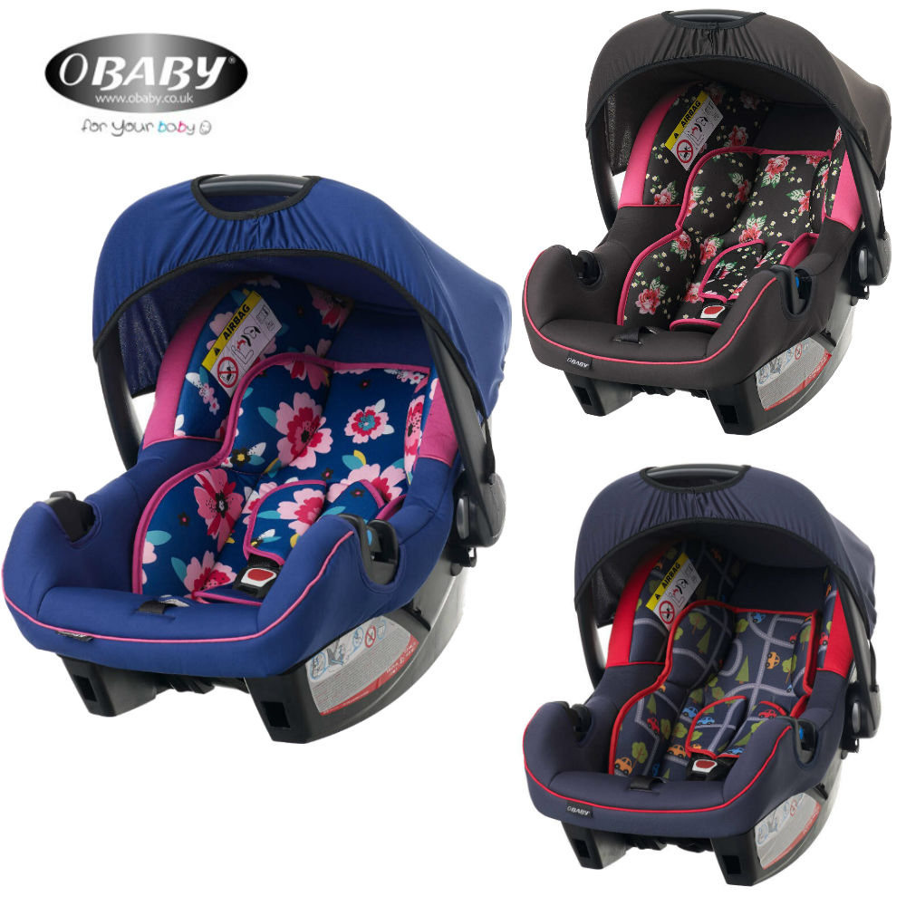 Baby Car Seat Uk 25 Off Obaby Infant Car Seat Kidstart Deals