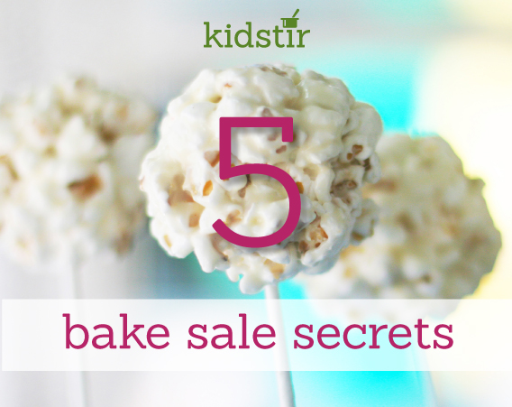 5 Creative Bake Sale Secrets