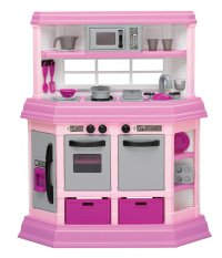 American Plastic Toy Deluxe Custom Kitchen Review