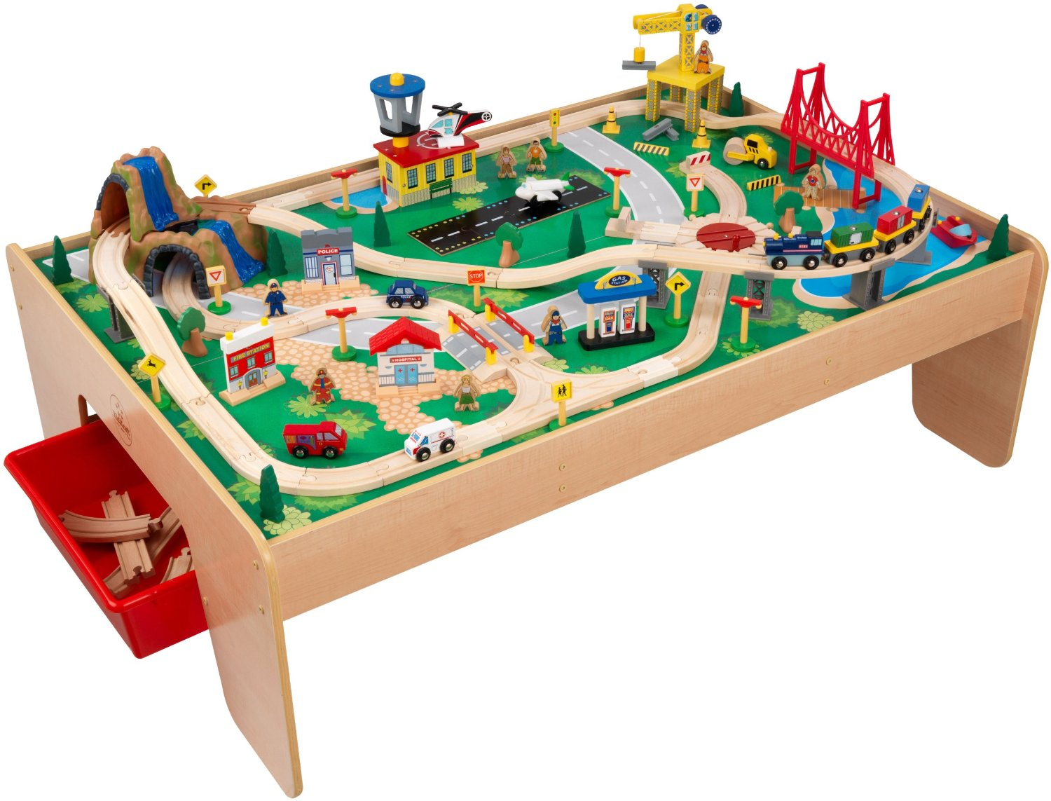 Childrens Play Table Best Train Sets For Kids What Are The Options